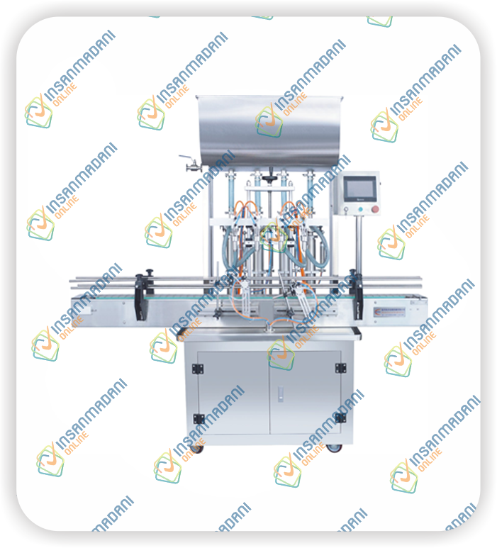 Automatic Pasta Filling Machine