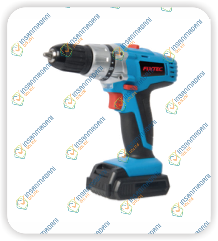 14.4V Cordless Drill, Two Battery