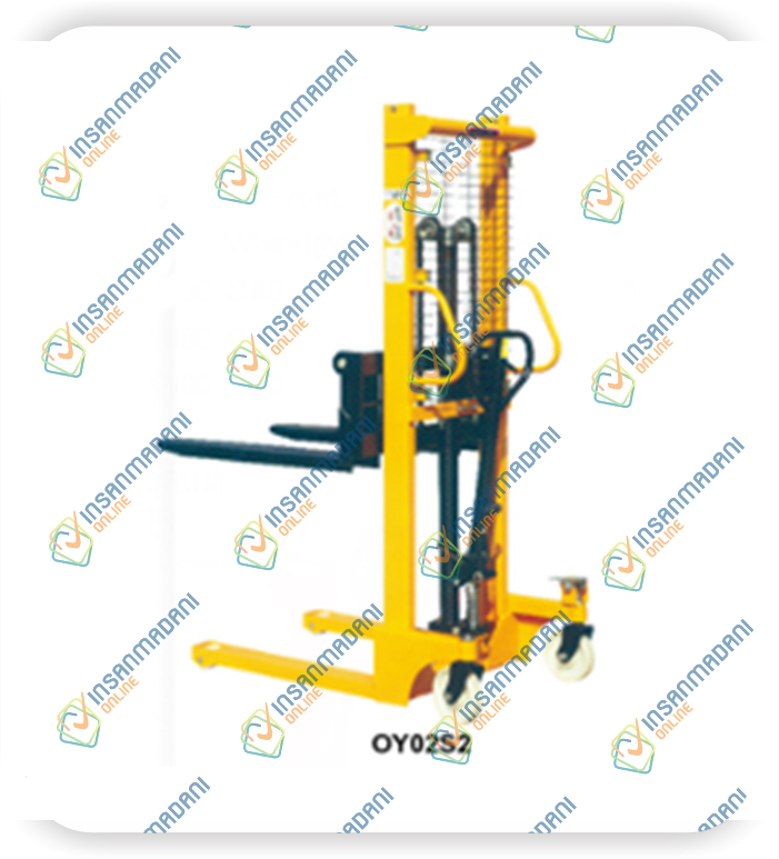Manual Stacker/1500 kg